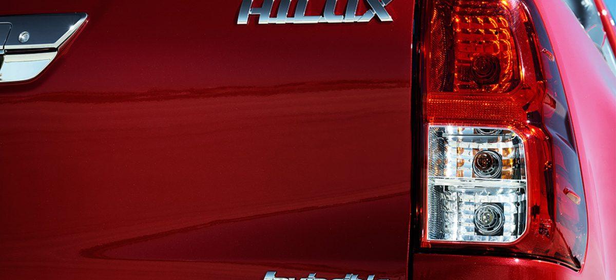 Toyota Hilux восьмого поколения красив и вынослив