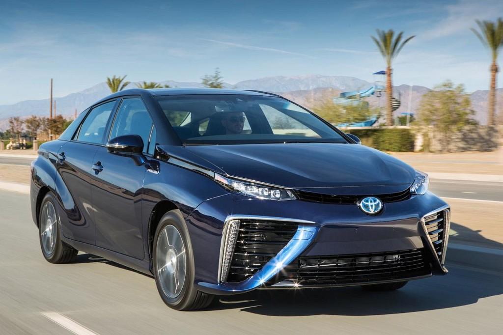 Компания Тойота собирается выпустить неменее общедоступный «бюджетный» Mirai