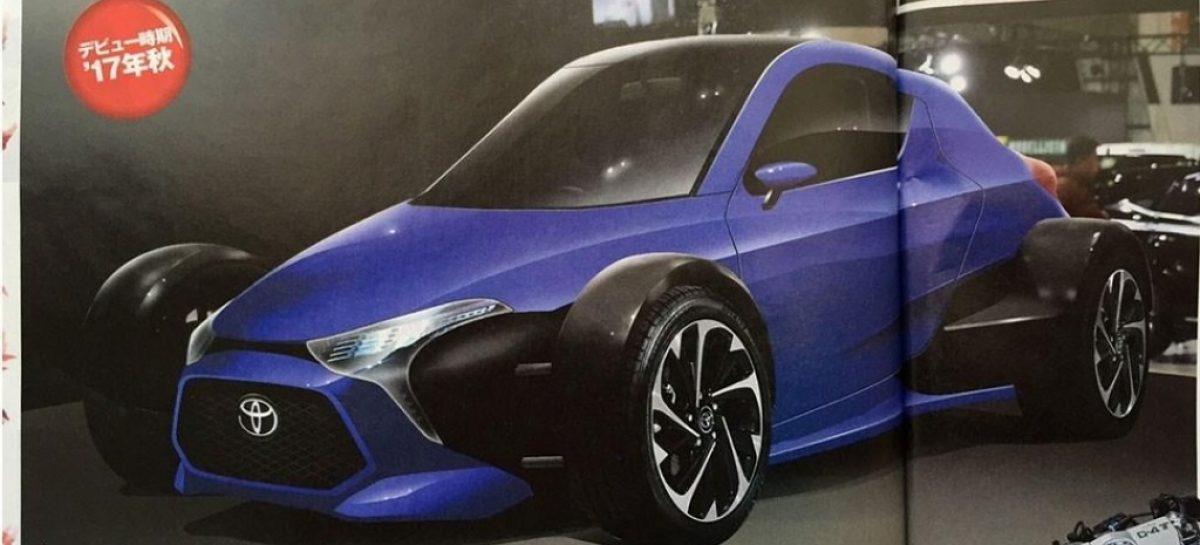 В планах Toyota радикальный конкурент для Caterham 7