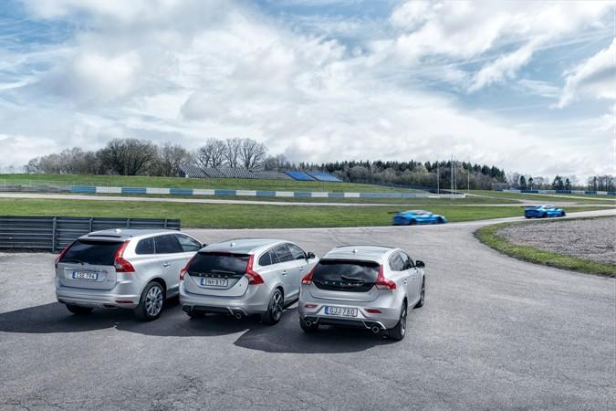 Тюнинговые пакеты Polestar Performance Optimisation для Volvo с двигателями Drive-E