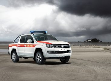 Volkswagen представил новые спецавтомобили