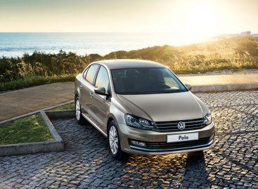 Volkswagen Polo с двигателем российского производства