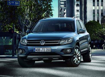 Volkswagen Tiguan обновят моторную гамму и мультимедиа