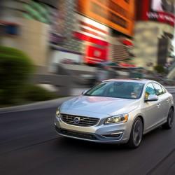 Volvo S60 и V60 получили 5 звезд в тестах Euro NCAP