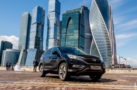 Honda CR-V: продвинутый автомобиль для продвинутых горожан