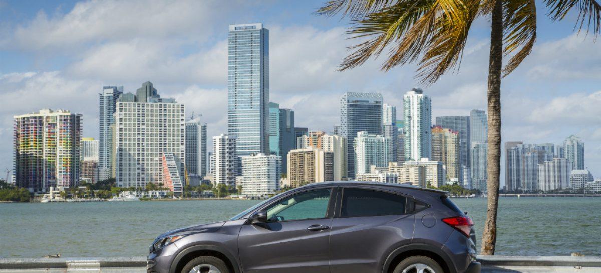 В новом Honda HR-V максимум простора