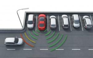 Skoda Superb Rear Traffic Alert
