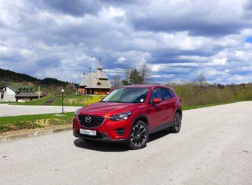 Mazda — элегантная функциональность