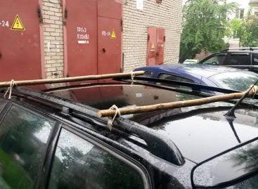 Автомобильные аксессуары своими руками