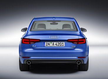 На рынок выходят новые Audi A4  и Audi A4 Avant