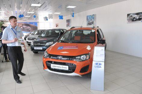 Рыночная доля Lada в России возросла