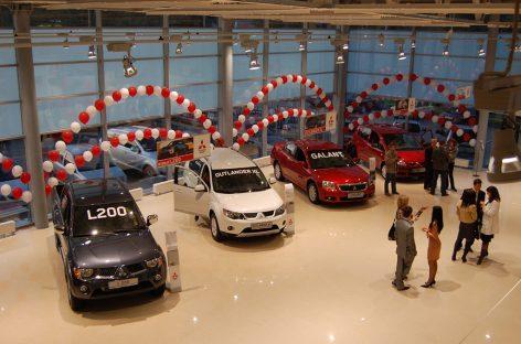 Цены на автомобили снижаются