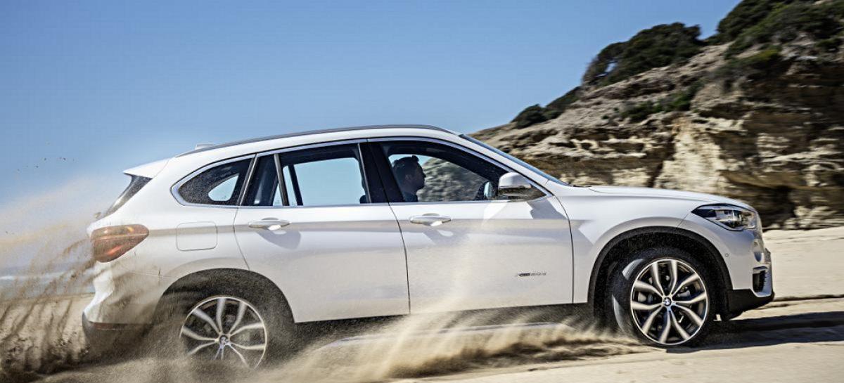 BMW анонсировала новое поколение X1