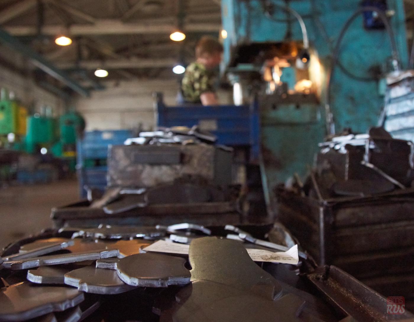 МарКон производство тормозных колодок