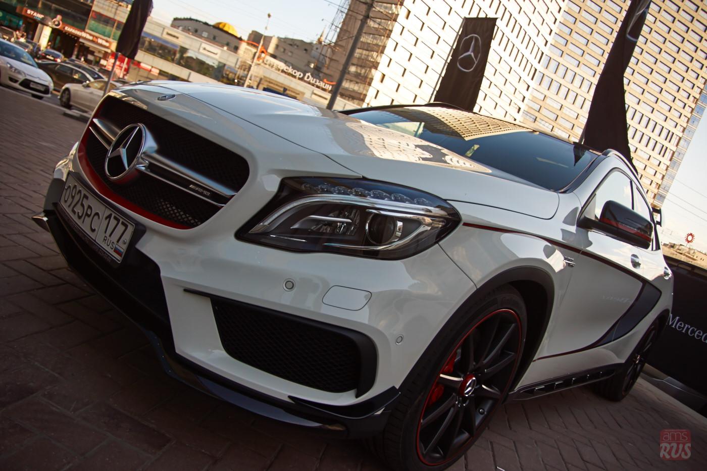 Mercedes Me один год!
