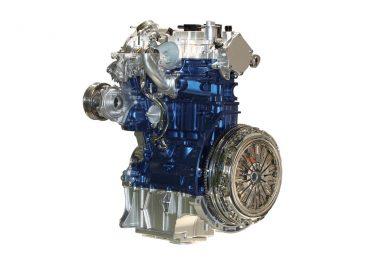 Ford EcoBoost стал лучшим малолитражным двигателем года