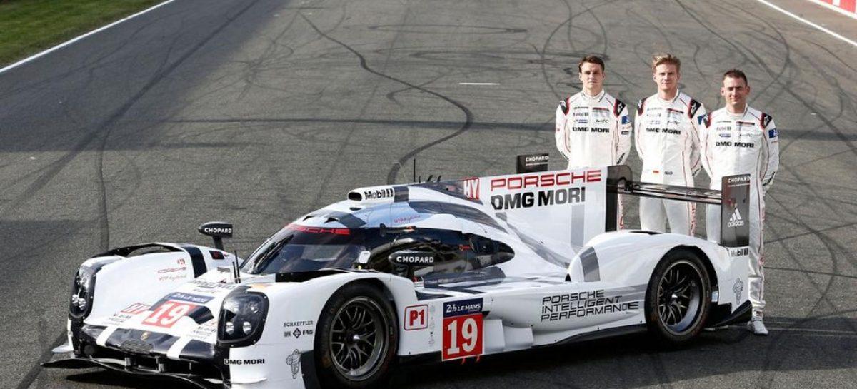 Ник Тэнди – восходящая звезда Porsche