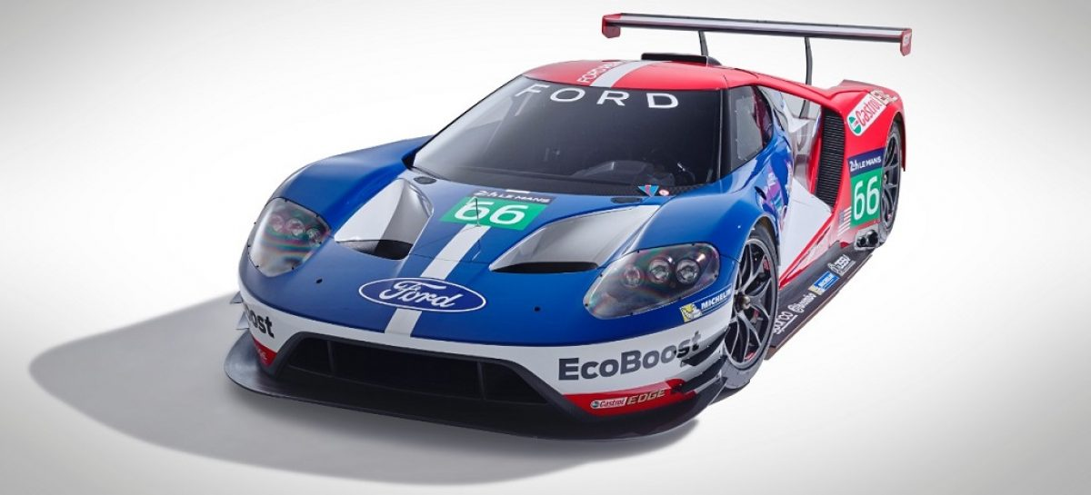 Ford возвращается в Ле-Ман с новым GT