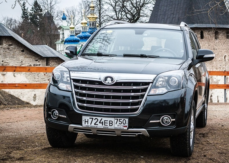 Great Wall Hover 2014 года