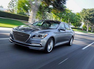 Hyundai Genesis второго поколения ждет успех