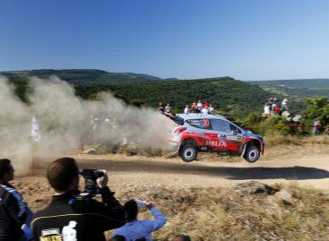 Пилоты Hyundai Motorsport готовы к Ралли Италии