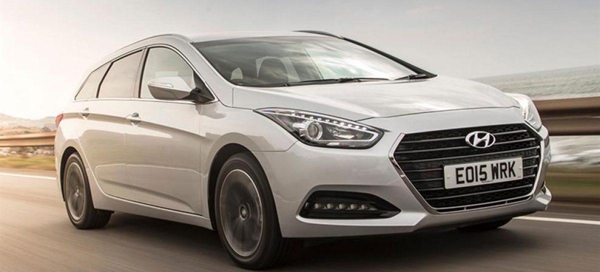 Майские продажи Hyundai i40 — рекордные