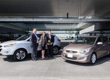 Hyundai занял четвертое место в рейтинге качества по версии J.D. Power