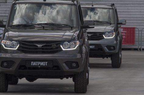 Опубликованы первые подробности о новом УАЗ «Патриот»