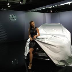 Презентация нового Mercedes GLC в Технологическом центре HUGO BOSS