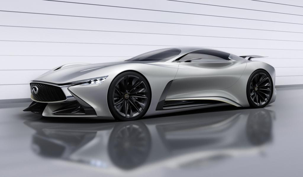 Infiniti GT Vision Gran Turismo