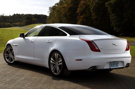 Самый дорогой и престижный автомобиль Jaguar