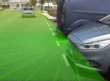 Автомобили Ford смогут заглядывать за угол