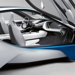 Концепт BMW Vision EfficienctDynamics
