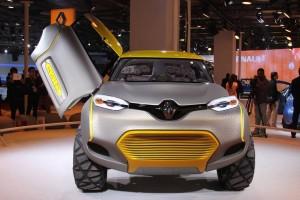 Концепт Renault KWID