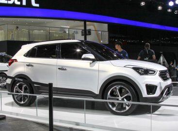 Hyundai озвучила название нового кроссовера