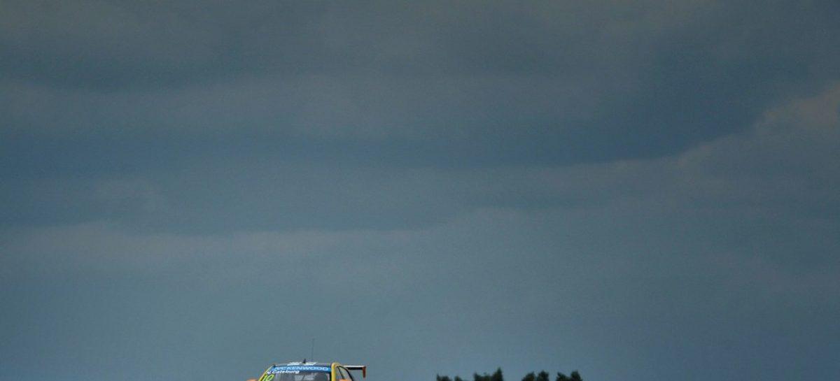 Две Lada Vesta вошли в ТОП-5 квалификации этапа WTCC в Словакии