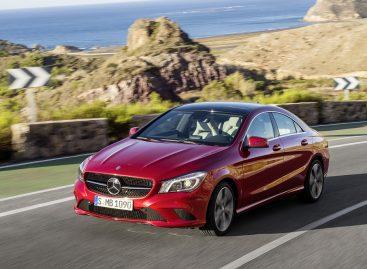Mercedes CLA и GLA – самые популярные компакты бренда