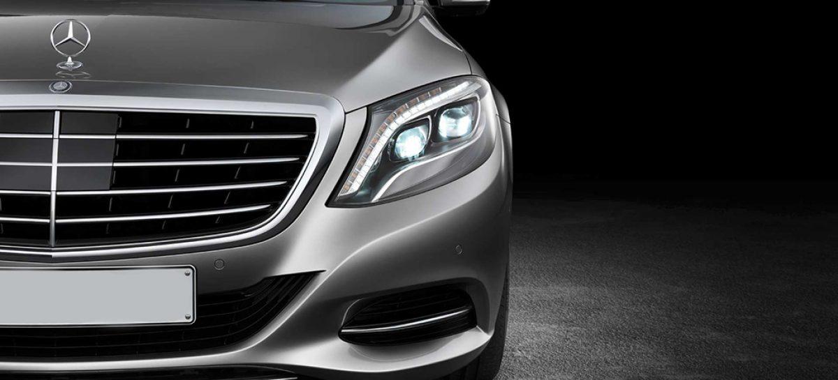 Купив Mercedes, невозможно остаться прежним