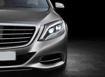 Mercedes получил премию за изобретение удлинителя замка ремня безопасности