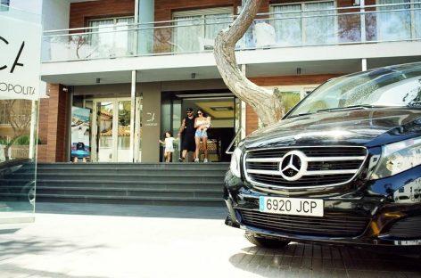 Герой клипа Mercedes-Benz V-Class