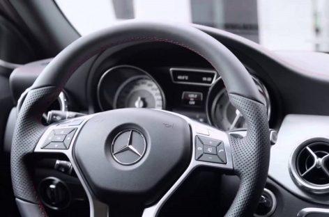 Mercedes-Benz: тест-драйв со звездой