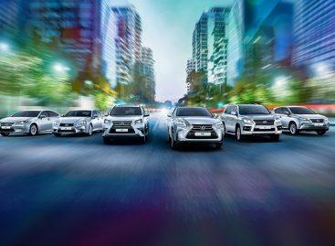 Lexus объявляет о снижении цен на автомобили 2015 года выпуска