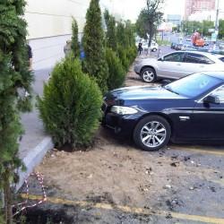 Московское парковочное пространство