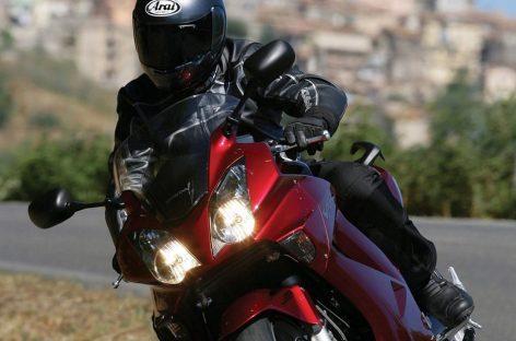 Неуклонно растет количество ДТП с участием мотоциклистов
