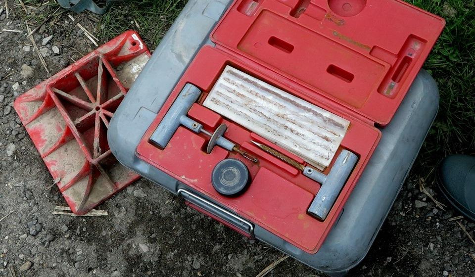 Набор для ремонта шин