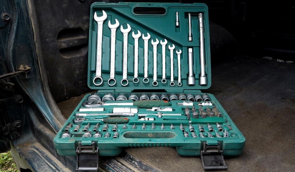 Набор инструментов Jonnesway
