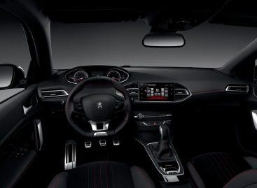Стильный и спортивный Peugeot 308 GT Line