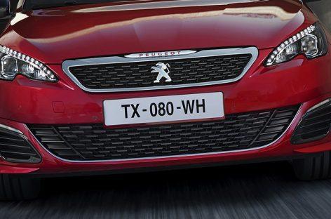 Спортивный хэтч Peugeot 308 GTi by Peugeot Sport