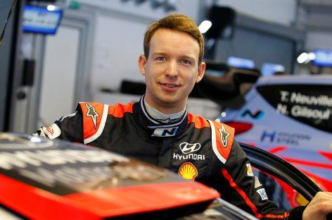 На этапе WRC в Польше стартуют четыре автомобиля Hyundai
