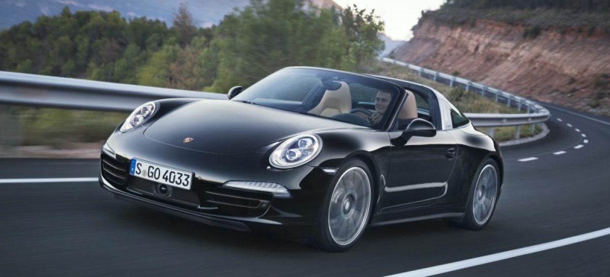 Porsche занял первое место в рейтинге самых качественных автомобилей